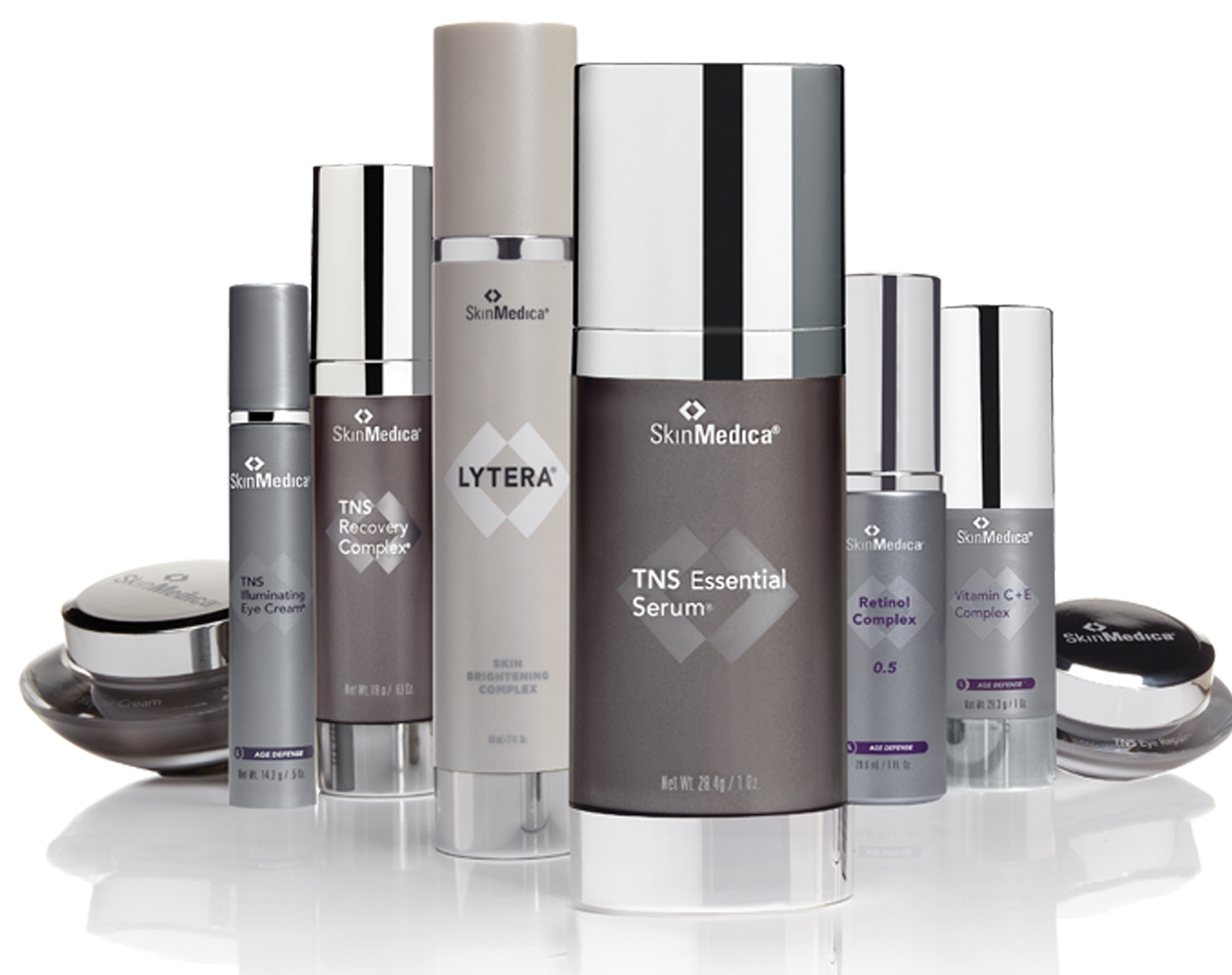 SkinMedica Family of Products - Concierge Aesthetics - Irvine